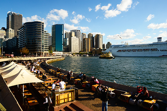 water view restaurants sydney harbour - photo#27