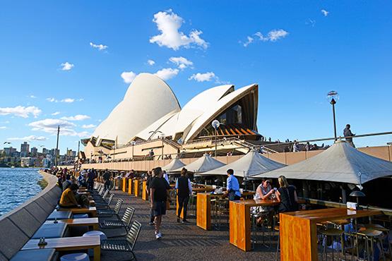 Restaurants Circular Quay Sydney Cbd
