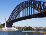 Coffee, afternoon and morning tea cruise on Sydney Harbour