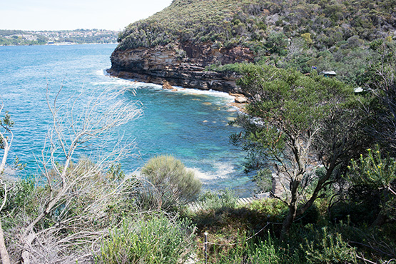 Crater Cove, Sydney