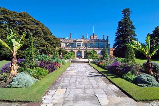 Government House, Sydney, and its gardens