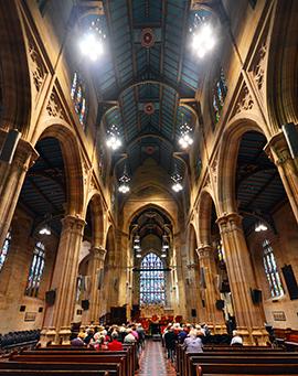 St Andrew S Cathedral Sydney Sydney Com Au