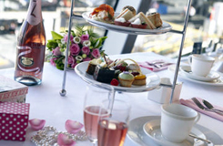 Sydney harbour coffee and morning and afternoon tea cruises