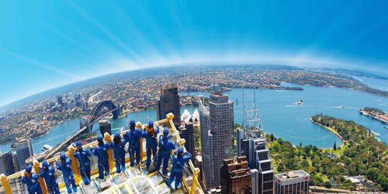 Sydney Skywalk