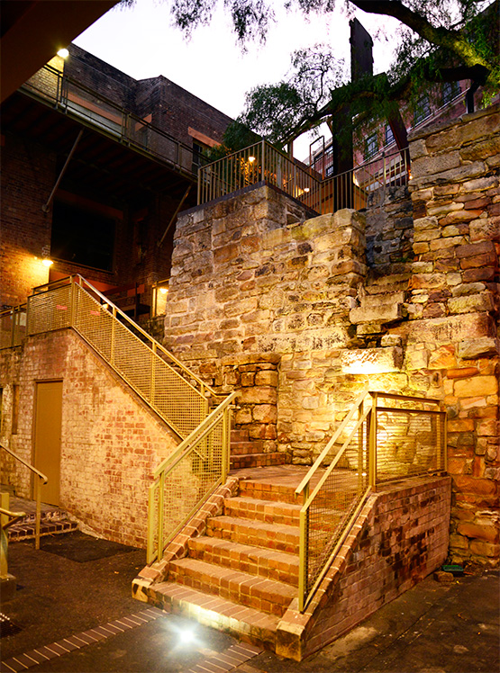 The Rocks cafes and restaurants, Sydney